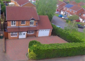 Thumbnail 5 bed detached house for sale in Parkhill Drive, Allesley, Coventry