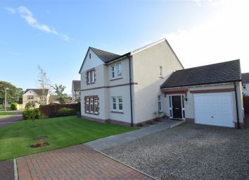 Thumbnail 4 bedroom detached house for sale in Larghan View, Coupar Angus, Blairgowrie