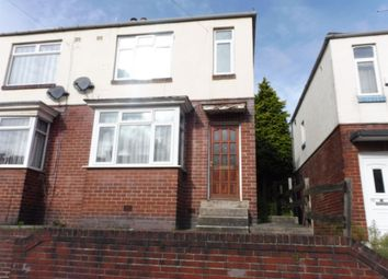 Thumbnail 2 bedroom semi-detached house for sale in Kirton Road, Pitsmoor, Sheffield