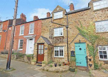 Thumbnail 2 bed terraced house for sale in Vicarage Lane, Kingsthorpe Village, Northampton