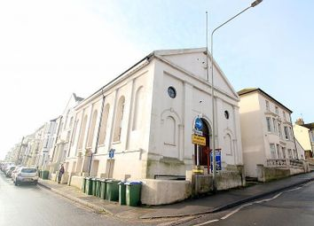 Thumbnail 2 bed flat for sale in Meeching Road, Newhaven