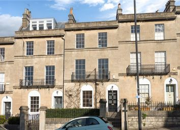 Dunsford Place, Bathwick Hill, Bath BA2. 4 bed terraced house for sale