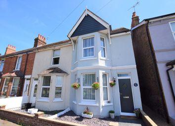 Manor Road, Lydd, Romney Marsh, Kent TN29. 3 bed end terrace house