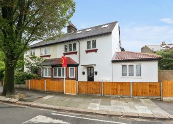 Thumbnail 3 bed flat to rent in Messaline Avenue, London