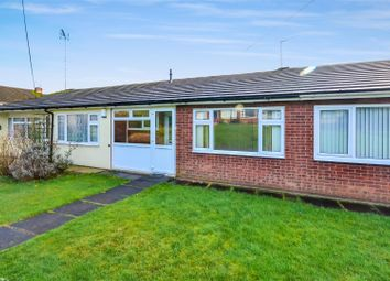 Thumbnail 1 bed bungalow for sale in Borrowdale Close, Radford, Coventry