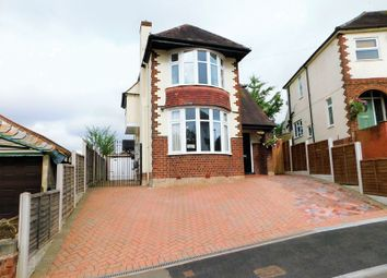 Thumbnail 3 bed detached house for sale in Kingston Avenue, Stafford