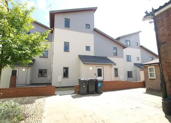 Thumbnail 1 bed flat to rent in Bull Close, Norwich