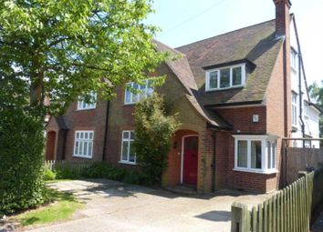 Thumbnail 5 bed semi-detached house to rent in Park Road, Radlett