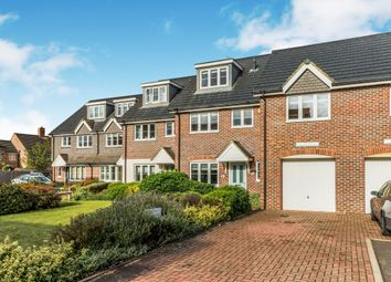 Thumbnail 4 bedroom terraced house to rent in Swansmere Close, Walton-On-Thames