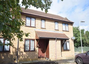 Thumbnail 1 bedroom terraced house for sale in Bosworth Close, Bletchley, Milton Keynes