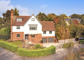 Thumbnail 5 bed detached house for sale in Hereward Mount, Stock, Ingatestone
