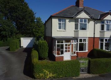 Thumbnail 3 bed terraced house for sale in Maesyrhaf, Hillfield, Llanidloes, Powys