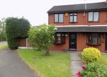 Thumbnail 2 bed end terrace house for sale in Firdale Road, Northwich