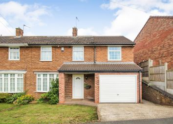 Thumbnail 4 bed semi-detached house for sale in Robin Hood Road, Arnold, Nottingham