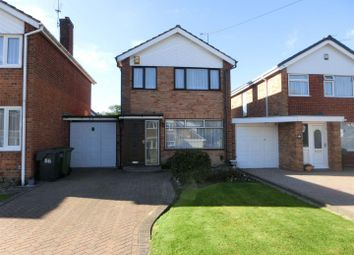 Thumbnail 3 bedroom link-detached house for sale in Oakwood Road, Hollywood, Birmingham