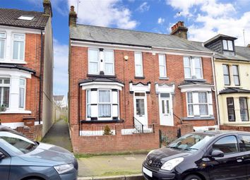 Valley Road, Gillingham, Kent ME7. 3 bed end terrace house for sale