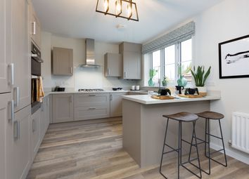 Thumbnail 3 bedroom semi-detached house for sale in Blackmore Meadows, Lower Road, Stalbridge, Dorset