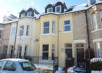 Thumbnail 4 bedroom town house to rent in 34, Millfield Road Scarcroft Road, York