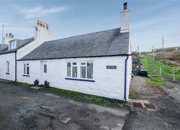 Thumbnail 2 bed end terrace house for sale in Laigh Street, Port Logan, Stranraer, Dumfries And Galloway