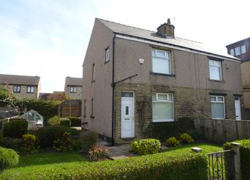 Thumbnail 2 bed semi-detached house for sale in Bryanstone Road, Bradford