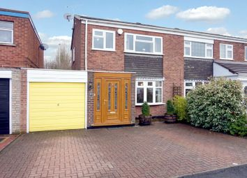 Thumbnail 3 bed semi-detached house for sale in Cherwell, Tamworth