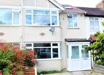Thumbnail 5 bed terraced house to rent in Denecroft Road, Uxbridge