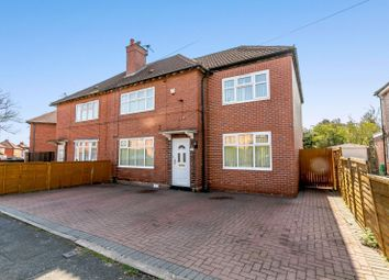 Thumbnail 4 bed semi-detached house for sale in Harpur Avenue, Littleover, Derby