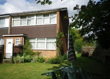 Thumbnail 3 bedroom end terrace house for sale in Binness Way, Farlington, Portsmouth