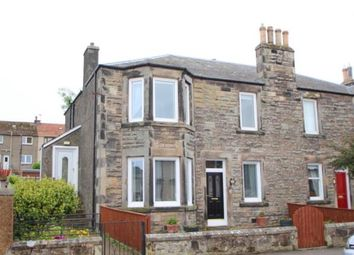 Thumbnail 2 bed flat for sale in Broomhill Avenue, Burntisland, Fife