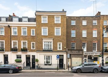 Thumbnail 2 bed terraced house for sale in Lower Belgrave Street, London