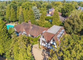 Silverdale Ave, Ashley Park, Walton On Thames KT12. 5 bed detached house for sale