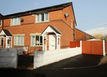 Thumbnail 2 bedroom semi-detached house for sale in Brentwood Drive, Bolton, Lancashire
