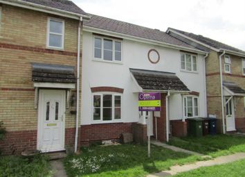 Thumbnail 2 bed terraced house to rent in Reed Close, Chatteris
