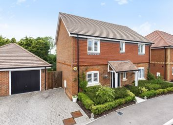 Thumbnail Detached house for sale in Nursery Green, Loxwood