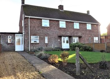 Thumbnail 3 bed semi-detached house for sale in Mill Lane, Whaplode, Spalding
