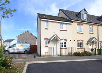 Thumbnail 2 bedroom end terrace house for sale in Sunningdale Drive, Hubberston, Milford Haven