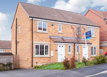Thumbnail 3 bed semi-detached house for sale in Seven Hill Way, Morley, Leeds