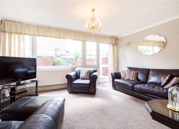 Thumbnail 3 bed flat for sale in Ford Road, London