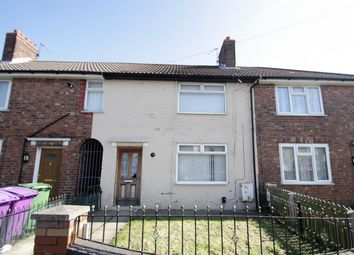 Thumbnail 3 bed terraced house for sale in Clanfield Road, Liverpool