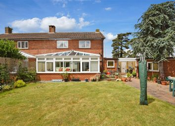 Thumbnail 3 bed semi-detached house for sale in Station Road, Ditton, Aylesford, Kent