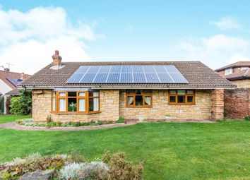 Thumbnail 3 bed detached bungalow for sale in Station Road, Rossington, Doncaster