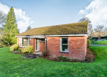 Thumbnail 2 bed detached bungalow for sale in Bedfield Lane, Headbourne Worthy, Winchester