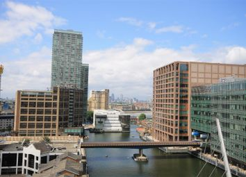 Thumbnail 2 bedroom flat to rent in Discovery Dock, South Quay Square