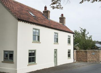 Thumbnail 4 bed detached house for sale in Front Street, Sowerby, Thirsk