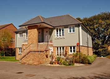 Thumbnail 2 bed flat for sale in Holm Oaks, Pennington, Lymington