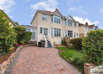 3 bed semi-detached house for sale in All Hallows Road, Preston, Paignton TQ3
