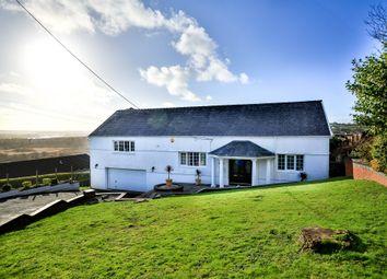 Thumbnail 4 bed detached house for sale in Bronallt Road, Hendy, Swansea