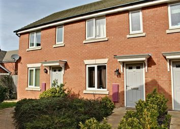 Thumbnail 2 bedroom end terrace house for sale in Blenheim Close, Upper Cambourne, Cambourne, Cambridge