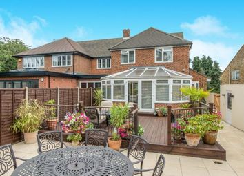 Thumbnail 4 bed semi-detached house for sale in Sharfleet Drive, Rochester, Kent, .
