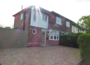 Thumbnail 3 bedroom semi-detached house for sale in Wigley Road, Off Scraptoft Lane, Leicester